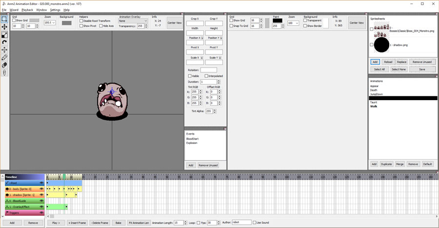 Help Library Modding Of Isaac