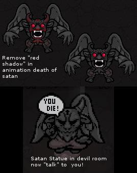 Better Mega Satan Land Modding Of Isaac