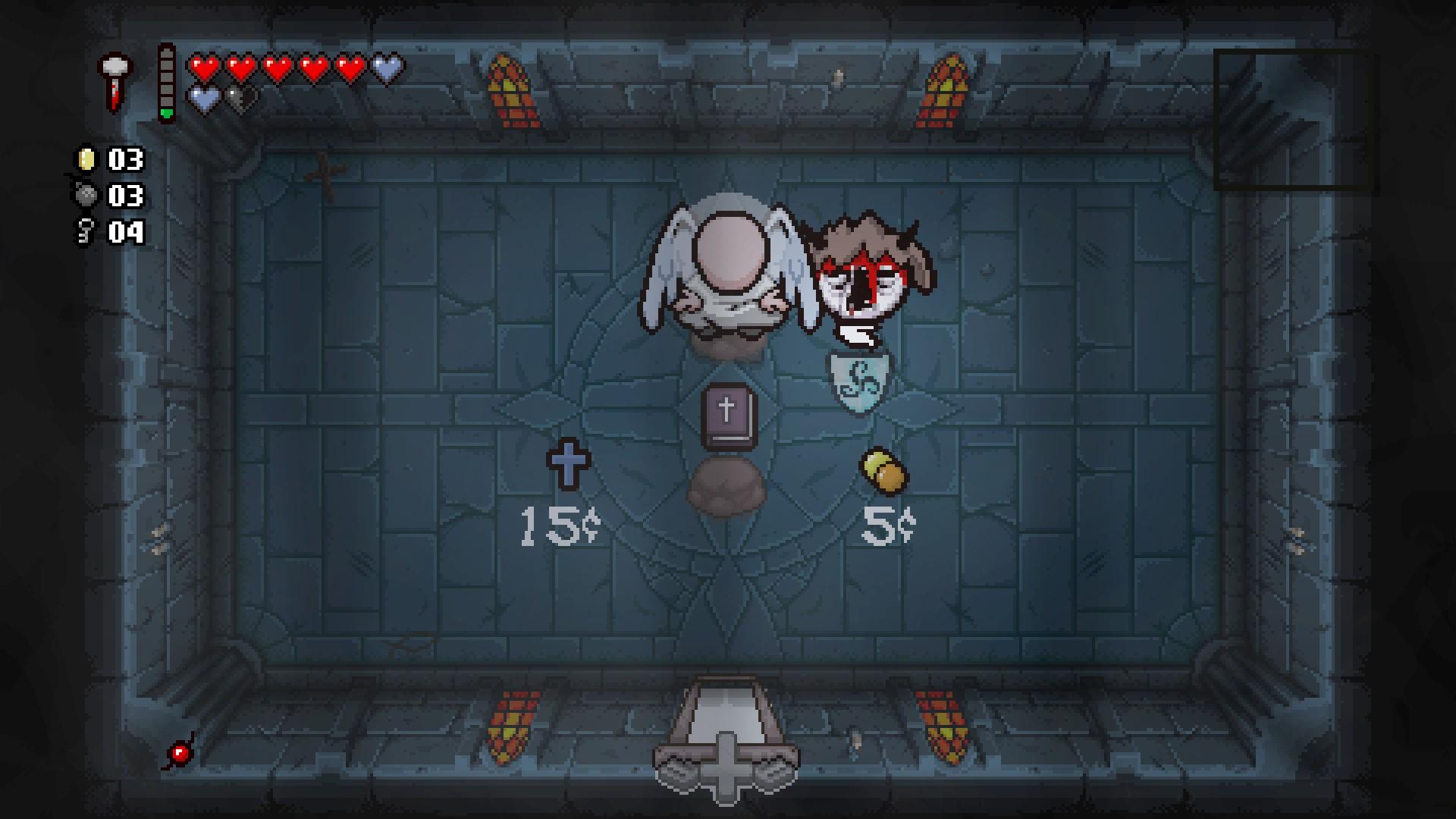 Better Angel Rooms Modding Of Isaac