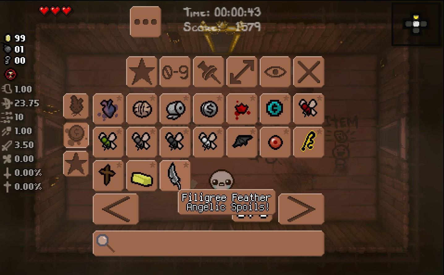 Binding of isaac afterbirth plus item description mod